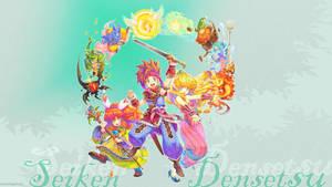 Seiken Densetsu by ConanEdogawa14