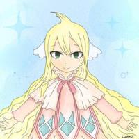 Fairy Tail - Mavis by Izarikotsuki