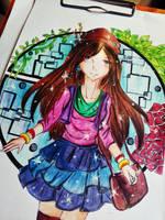 [AT] Vibrant by bluemyzt