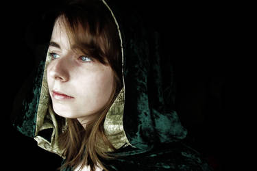 Cloaked by ElvishPirateGypsy