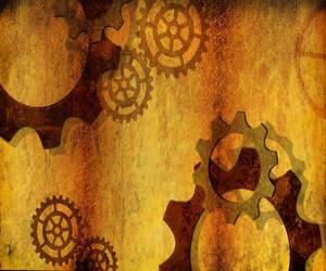 steampunk wallpaper by ElvishPirateGypsy