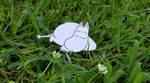 Moomin Paperchild by princessahagen