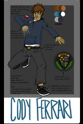 Cody Ferrari Ref by Rev-AMP