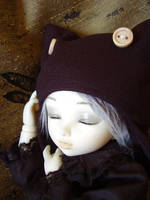 nicholas cat pj -BJD- by elfy016