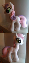 Sweetiebelle MLP:FIM Plush by elfy016