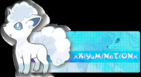 ~Graphics~ Personal Vulpix/Ninetails Signature by sakurablossom143