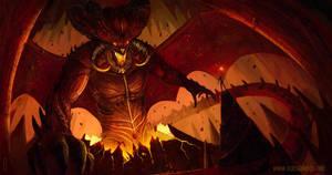 Demon Summoner by RobShields