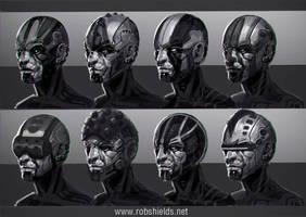 Cyberpunks by RobShields
