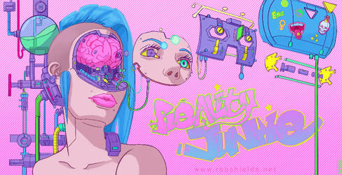 Reality Junkie by RobShields