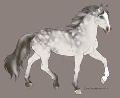 Random Horse Design by TuttibirdArts
