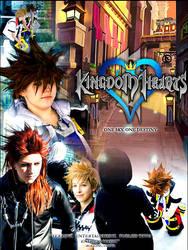 Kingdom Hearts II: The Movie by Kikiyaa