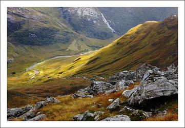 Glen Nevis by Ballisticvole