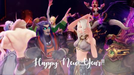 Happy New Year! by KillerCookie95