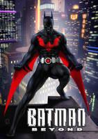 Batman-beyond by RUSvobodin