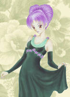 Ball gown Noriko by Chawia