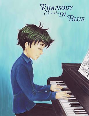 Rhapsody in blue by Chawia