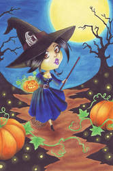 Happy Halloween ! by Chawia