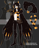 Special Halloween Adoptable Auction | [CLOSED] by Nyascree