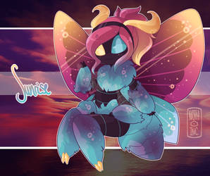 Mothster Auction - [CLOSED] by Nyascree