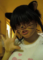 Kitty by Chocolate4InnerMello