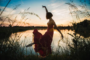 Dance with the sun. by Tooga