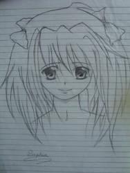 My drawing'13 by Izaya-Orihara8