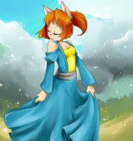 Ginger by YelowFOX