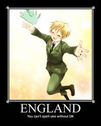England- Uke Motivational by EmeraldSky69