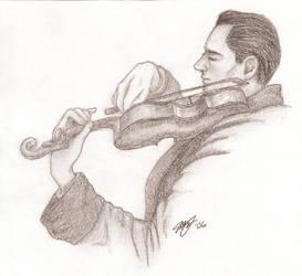 Sherlock Holmes - Nocturne by iamfergie