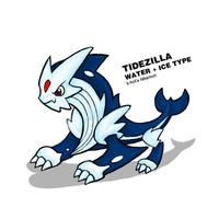 Tidezilla by k-hots