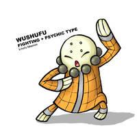 Wushufu by k-hots