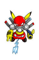 Superchu by k-hots