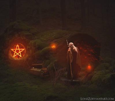 Old Wizard by LovizZ