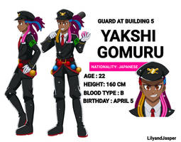 Yakshi Gomuru by LilyandJasper