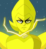 Yellow Diamond by LilyandJasper