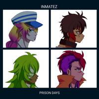 Inmatez - Prison Days by LilyandJasper