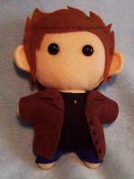 Dean Winchester - Chibi Plushie by ChloeRockChick14