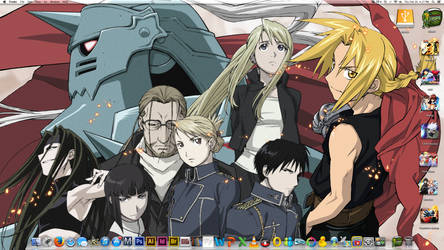 New desktop Wallpaper by Rika24