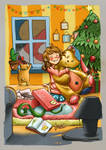 Christmas 2012 by ArtPhish