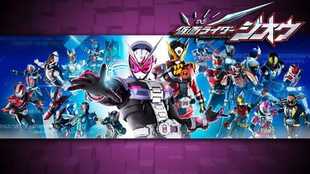 Kamen Rider Zi-O Wallpaper by mattboy115