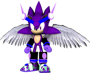 Chaos-Overcharged RaiBone [SFM PNG Transparent] by TheRaiBone12