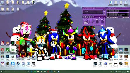 My Desktop Setup by TheRaiBone12