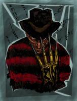 Freddy Krueger by TheUnicornMaster
