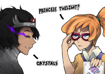 Princess Sombra by PonyTheHorsey