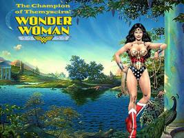 Champion of Themyscira by Superman8193