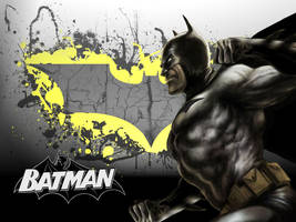 Batman Rage WP by Superman8193