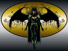 Elseworlds Finest Batgirl by Superman8193