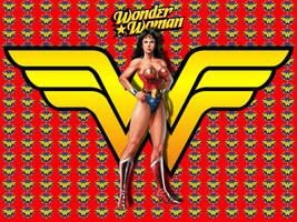 Wonder Woman JLH Wallpaper by Superman8193