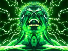 Alex Ross - The Hulk by Superman8193