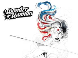 David Despau - Wonder Woman 1 by Superman8193